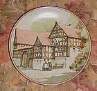 Konigszelt Bayern half timbered houses series 1st plate Farmhouse in..