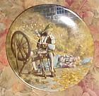 Konigszelt Bavaria Grimm's Fairy Tales RUMPELSTILZCHEN plate