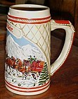 1985 Budweiser A series Stein Limited edition