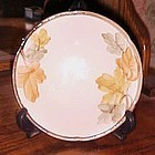 Franciscan October pattern coupe cereal bowl