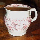 Furnivals LTD England CLYTIE red/pink floral mug