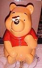 Disney Home Winnie the Pooh and bee cookie jar by Treasure Craft