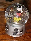 Mickey Mouse Musical Snow globe You're the tops