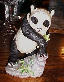 Lefton Panda Bear figurine #1837