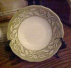 J & G Meakin Victoria Ironstone coup cereal bowl Royal Staffordshire