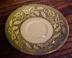 J & G Meakin Victoria Ironstone saucer Royal Staffordshire