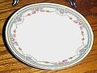 Bloch & Co Eichwald Czechoslovakia pattern CZE4 bread & butter plate