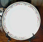 B Bloch & Co Eichwald Czecholslovakia pattern CZE4 Dinner Plate