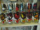 Pepsi Twelve Days Of Christmas glasses complete set