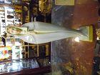 "Vintage Virgin Mary Praying Madonna statue 8.25"" Atlantic Mold"