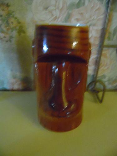 Vintage Moai tiki drinking mug  Trader Dick