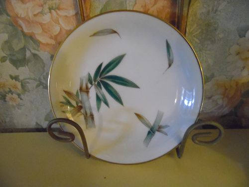 Noritake Canton #5027 Bamboo 6 1/4 bread and butter plate