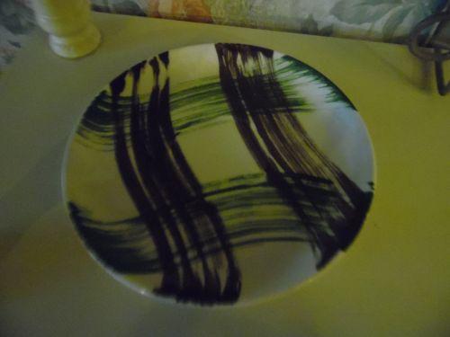 Stetson Scots Clan plaid saucer