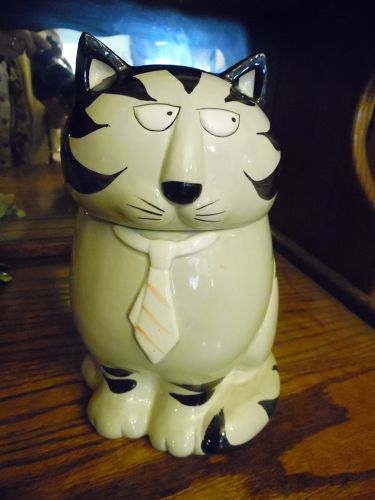 Takahishi Tom Cat Cookie Jar