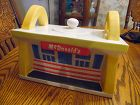 Treasure Craft McDonalds restaurant cookie jar 1997