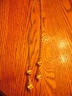 Vintage Monet lariat necklace from the Bolero Collection 1960