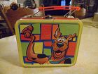 Scooby Doo mini tin lunch box Scooby says