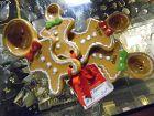 Ceramic gingerbread men measuring spoons Pier 1