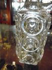 EAPG - Model Flint Glass Model Bullseye crystal cruet