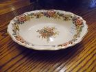 J&G Meakin Sunshine Pilgrim floral lg oval vegetable bowl R 561073