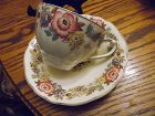 J&G Meakin Sunshine Pilgrim  cup and saucer R 561073