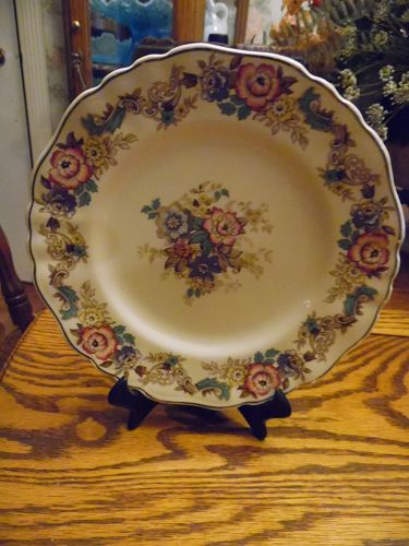 J&G Meakin Sunshine Pilgrim bread and butter plate R 561073