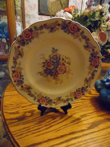"""J&G Meakin Sunshine Pilgrim  10"""" Dinner plate R-561073"""