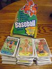 1991 Fun Stuff box of baseball cards