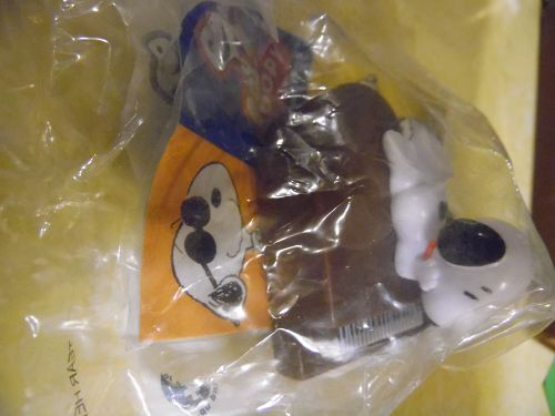 Snoopy on piano Burger King Toy 2007 Mint in package