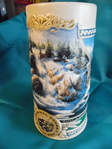 Coors Rocky Mountain Waterfall Heritage Series Inaugural Issue