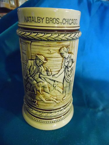 Natalby Bros Chicago  German beer stein