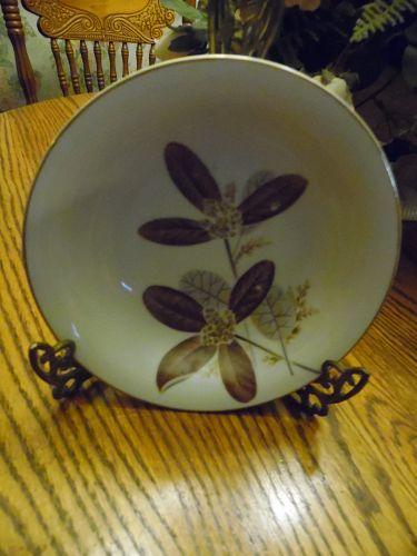 Noritake Japan Nuana pattern 5129 soup bowl