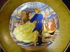 """Beauty and the Beast """"The Spell is Broken"""" Plate Knowles"""