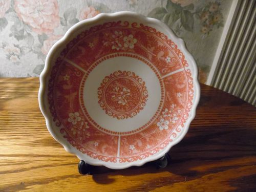 Syracuse Restaurant Ware Strawberry Hill bread and butter plate 6 1/2""