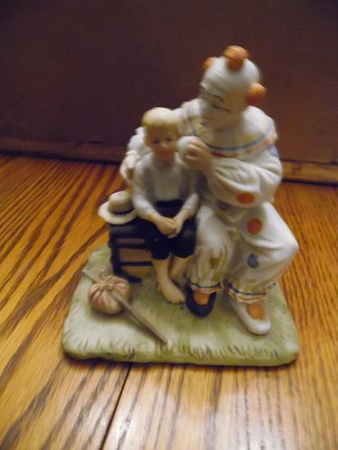 "Norman Rockwell figurine Innocence of Youth Collection ""The Runaway"""
