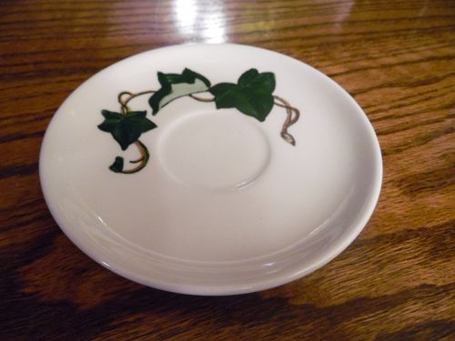 Metlox Poppytrail California Ivy single saucer