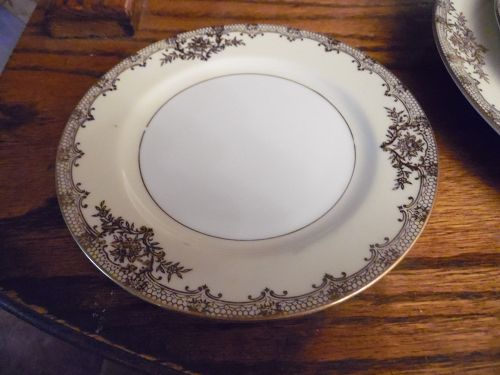 Vintage Noritake Revenna 6 3/8 bread and butter  plate