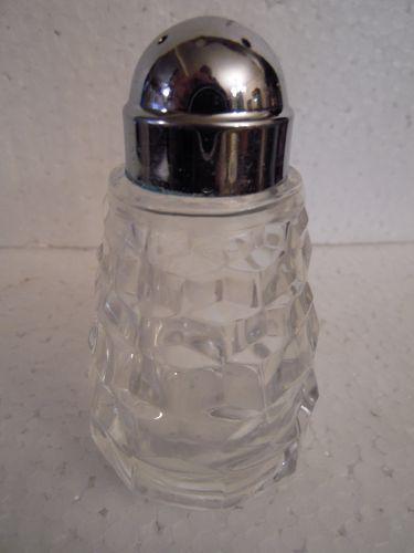"Single Fostoria American shaker 3.5"""
