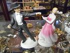 Avon Fred Astaire Ginger Rogers figurines The Barkley's of Broadway
