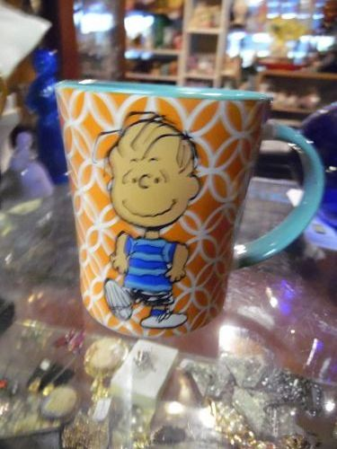 Peanuts Charlie Brown over sized mug cup
