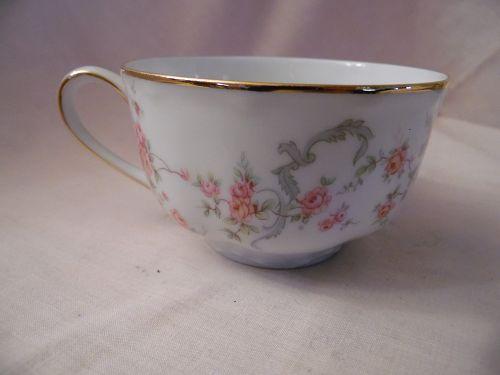 Vintage  Richelieu Hutschenreuther Porcelain China cup