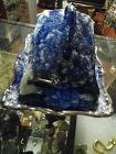 Lovely antique flow blue cheese dish