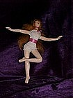 Composition Ballerina doll only 5 3/4' tall