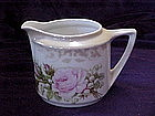 Germany creamer with pink roses