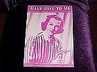 Make Love To Me, Jo Stafford