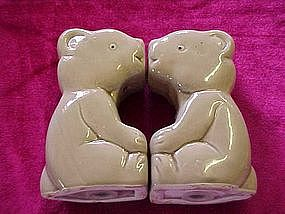 Kissing Koala bear salt and pepper shakers