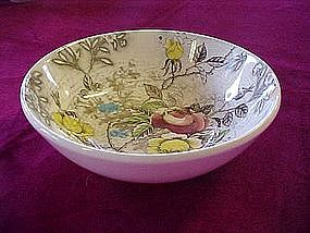 "Nasco Japan ""rosevine"" cereal bowl"