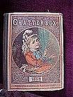 RARE-Original Chatterbox 1882 book