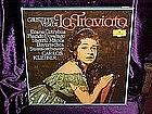 La Traviata by Guiseppe Verdi Lp set