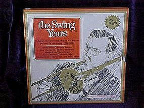 The Swing Years Lp collectors music collection